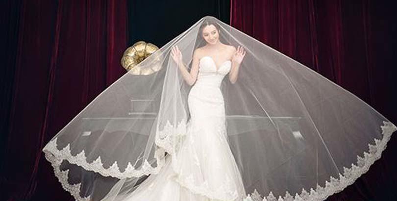超美婚纱礼服